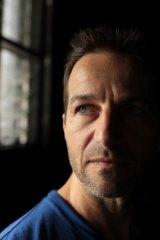 Gideon Orbarzanek is Melbourne's inaugural On-Street Compliance artist in residence.