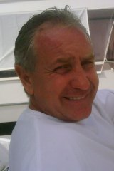 Murdered millionaire Michael McGurk.