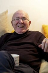 Clive James, a writer and broadcaster, at his home in Cambridge, England, Sept. 25, 2012.