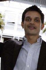 Former Star boss Sid Vaikunta.