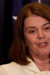 Mary Foley ... behind the NSW Health overhaul.