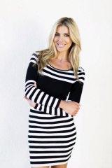 Taking off: Laura Csortan has started her own website Gypset Travel.