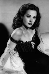 Hedy Lamarr ... invented a device that would eventually revolutionise mobile communications.