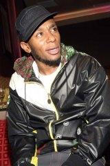 Rapper/actor Mos Def.