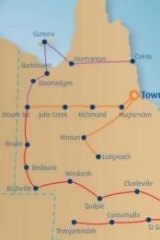 Routes awarded to Rex
