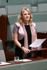 Labor MP Melissa Parke speaks on the National Security Legislation Amendment Bill.