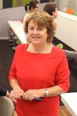 UTS Deputy Vice Chancellor Shirley Alexander.