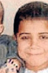 Esanullah Khan: one of the victims.