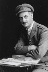 Captain Frank Amphlett born in Sydney, New South Wales.