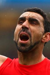 "<b>Adam Goodes, footballer</b><br> Racially abused because of his Aboriginality: ""At Horsham I had racial taunts from one guy in particular, and he would bully not just me, but he'd bully my friends into bullying me. He was very clever."""