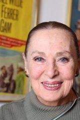 Rita Gam, 84.