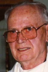 Monsignor Patrick Cotter.