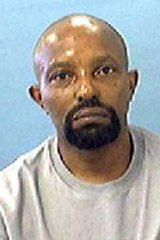 Suspected serial killed Anthony Sowell.