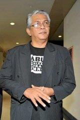 Denied: Haris Ibrahim.