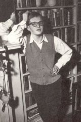 "Writer Truman Capote is an example discussed in the film of someone with a stereotypically ""gay"" voice."