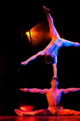 Le Grand Cirque.
