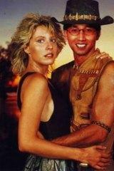 Hou Leong's <i>Crocodile Dundee</i> from the series An Australian.