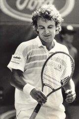 Mats Wilander in 1989.