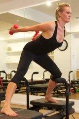 Lagree pilates.