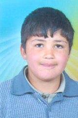 Hamza Ali al-Khateeb ... tortured to death.