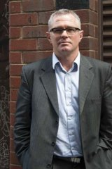 Lion's share: That's Stuart Irvine's aim.