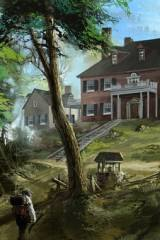 Connor's homestead adds new gameplay and storytelling possibilities.