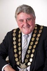 Longest-serving mayor: Pat Reilly.