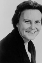Harper Lee in 1963, three years after the publication of her acclaimed first novel.