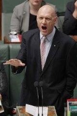 School Education Minister Peter Garrett.
