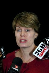 Concerned: NSW Chief Health Officer Kerry Chant.