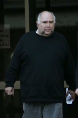 Alleged to have sexually abused a boy: Steven Larkins.