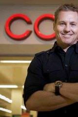 Sean Garlick from Garlo's Pies has a profitable deal with Coles.