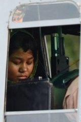 Pakistani Christian Rimsha Masih, 14, has been accused of blasphemy.