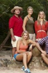 Ready to rock: The cast of the new reality game show get ready for their Big Adventure,