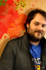 Former marketing manager for Halfbrick, the company that created Fruit Ninja, Phil Larsen.