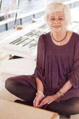 ''People trust museums'' ... the outgoing director of the maritime museum, Mary-Louise Williams.