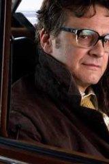 Colin Firth and Nicole Kidman in <i>The Railway Man</i>.
