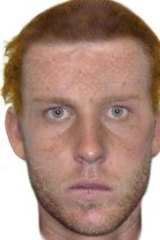 An identikit of the man believed to be involved in three attempted abductions.