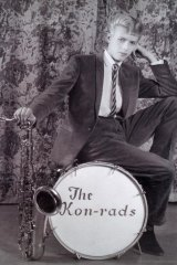 Publicity photograph for <i>The Kon-rads</i>, 1966.