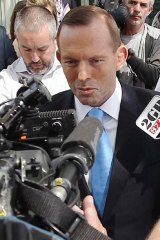 """ABC has exercised """"very very poor judgment"""": Prime Minister Tony Abbott."""