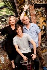 Nova's national drive show hosts Meshel, Tim & Marty