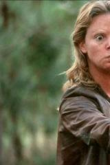 As Aileen Wuornos in <i>Monster</i>, the film for which she won a best actress Oscar.