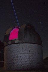 Mt Burnett Observatory.