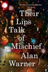Old Testament title: <i>Their Lips Talk of Mischief</i>, by Alan Warner.