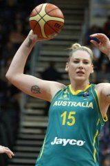 Opals superstar Lauren Jackson will also be missing the world championship.