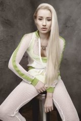 Fab one ... Iggy Azalea joins Beatles in music records.