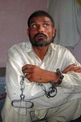 Pakistani villager Mohammad Arif is arrested on suspicion of cannibalism.