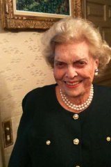 Charmed the international Olympic Committe ... Florence Packer spent her final years in Monaco.