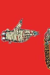 <i:>Run The Jewels</i>. One of last year's best reviewed albums.