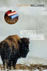 <i>Butcher's Crossing</i>, by John Williams.